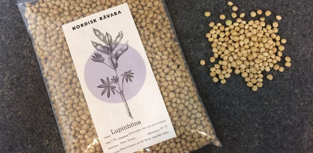 Lupinböna vinnare i tävling om framtidens klimatsmarta mat