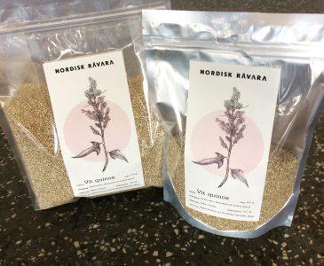 svenskodlas quinoa från Smakriket Skåne