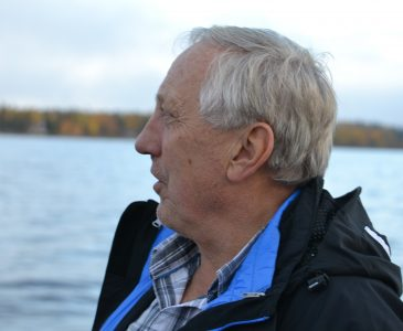 Tryggve Bergman, mannen bakom ursprungsmärkta Kalix Löjrom