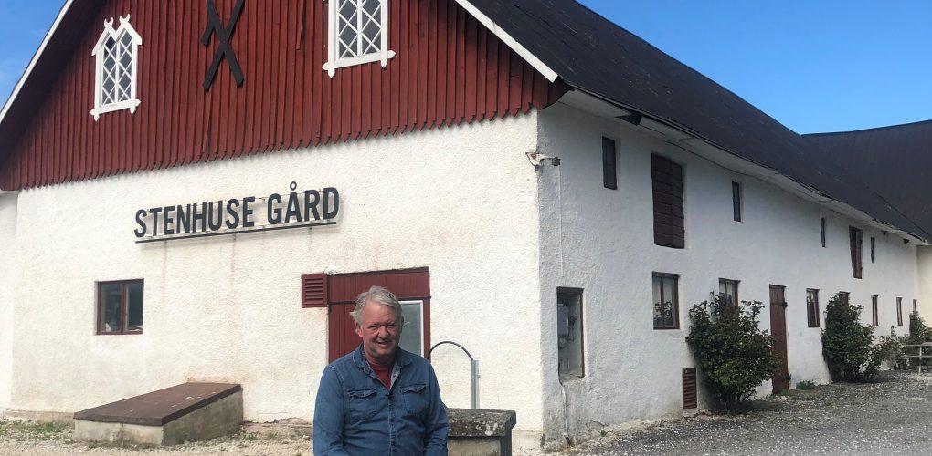 Filmen om Stenhuse Gård på Gotland