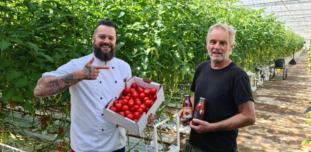 Matmakarna i Kävlinge är ny producent för Smakriket.